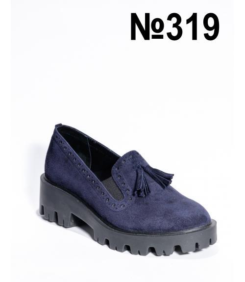Женские полуботинки, Фабрика обуви AST, г. Евпатория