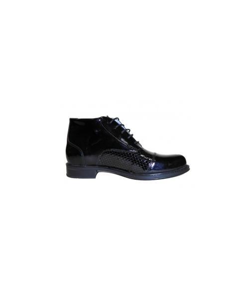 Ботинки женские, Фабрика обуви Berg, г. Москва
