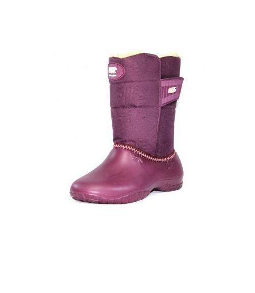 Сапоги женские на основе ЭВА, Фабрика обуви Mega group, г. Кисловодск