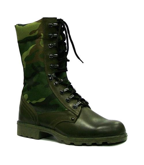 Берцы комуфлированные, Фабрика обуви Костромская фабрика обуви, г. Кострома