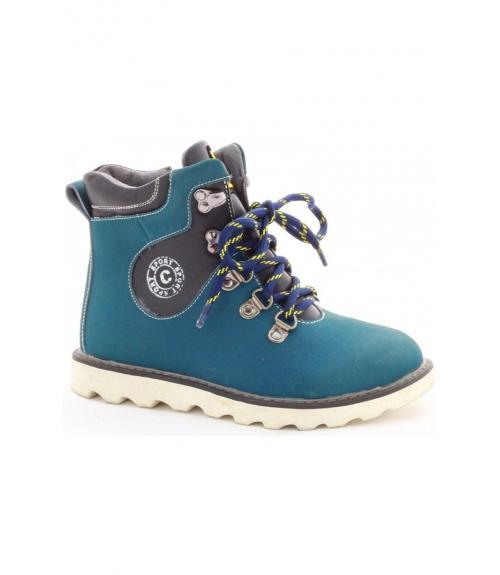 Ботинки днтские для мальчиков, Фабрика обуви Flois Kids, г. Москва