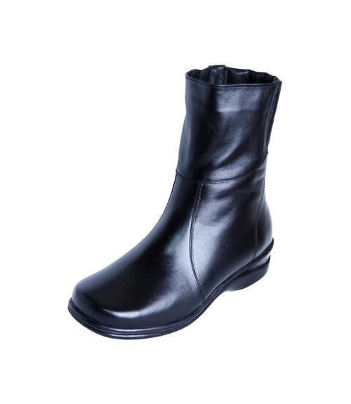 Полусапоги женские ортпедические, Фабрика обуви Фабрика ортопедической обуви, г. Санкт-Петербург