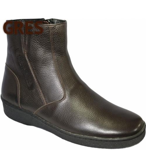 Сапоги мужские зимние, Фабрика обуви Gres, г. Махачкала