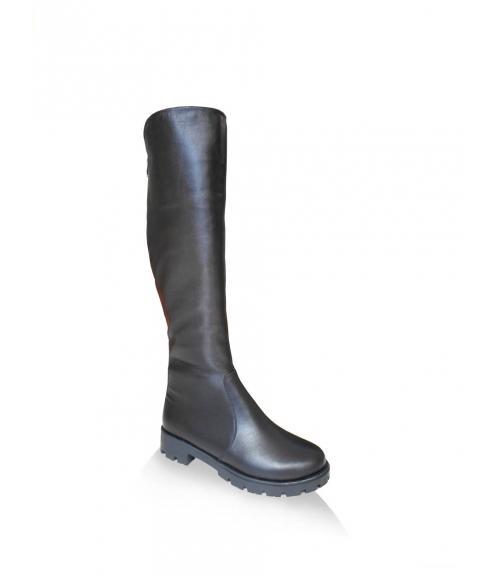 Ботфорты женские, Фабрика обуви Gugo shoes, г. Пятигорск