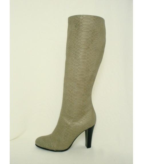 сапоги женские, Фабрика обуви Santtimo, г. Москва