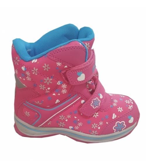 Ботинки дошкольные, Фабрика обуви Milton, г. Чехов