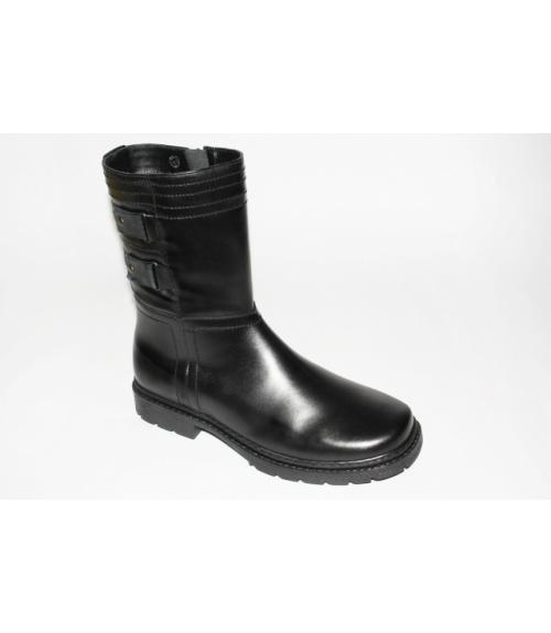 Сапоги мужские, Фабрика обуви Саян-Обувь, г. Абакан