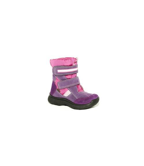 Ботинки детские, Фабрика обуви Аллигаша, г. Москва
