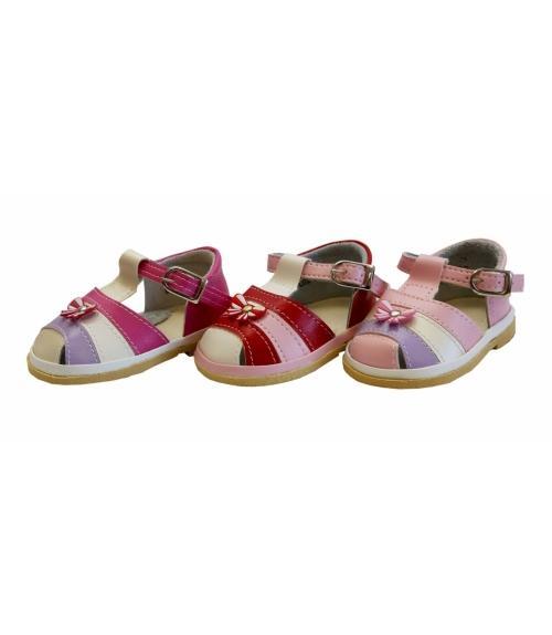 Садалии детские для девочек, Фабрика обуви Пумка, г. Чебоксары