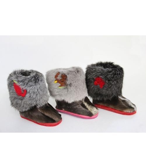 Кисы малодетские, Фабрика обуви Восход, г. Тюмень