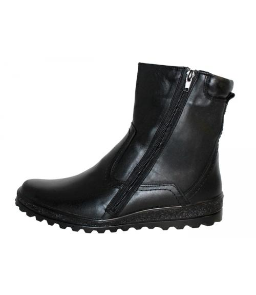 Сапоги мужские ортопедические, Фабрика обуви Фабрика ортопедической обуви, г. Санкт-Петербург