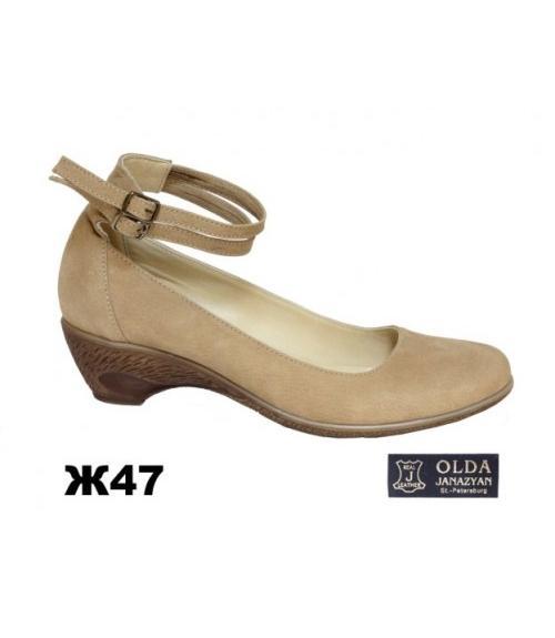 Туфли женские, Фабрика обуви Olda, г. Санкт-Петербург