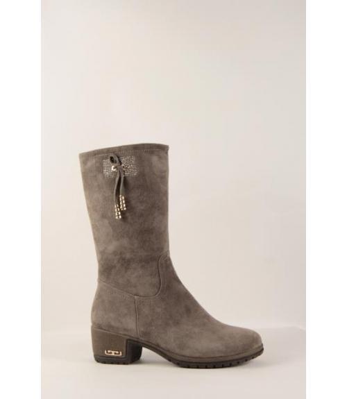 Полусапоги женские, Фабрика обуви Sinta Gamma, г. Москва