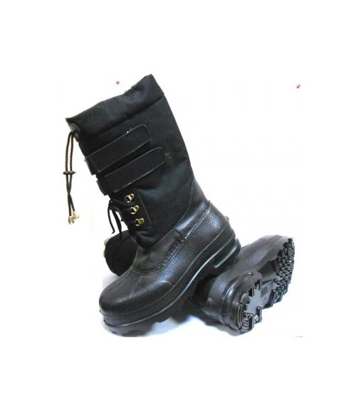 Сапоги мужские утепленные НОВАЯ СИБИРЬ, Фабрика обуви Центр Профессиональной Обуви, г. Москва