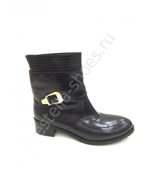 Ботинки женские, Фабрика обуви Estella shoes, г. Москва
