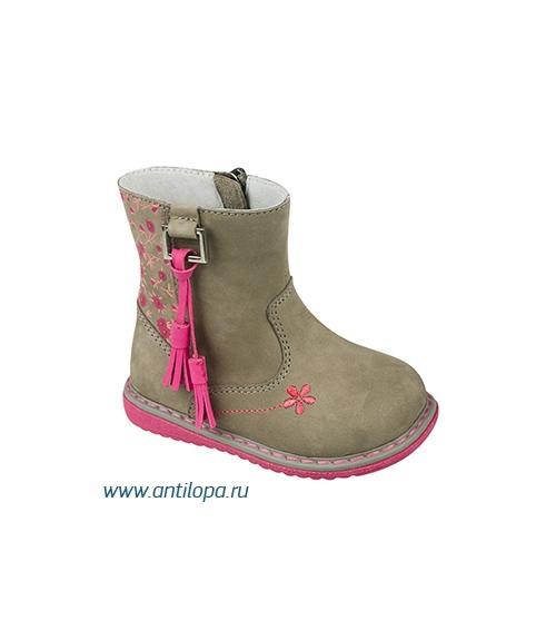 Сапоги детские ясельные, Фабрика обуви Антилопа, г. Коломна