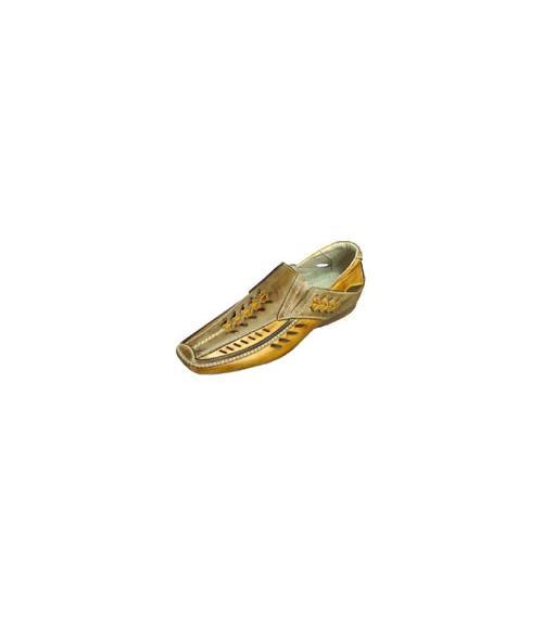 Туфли мужские летние Пенч , Фабрика обуви Комфорт, г. Москва