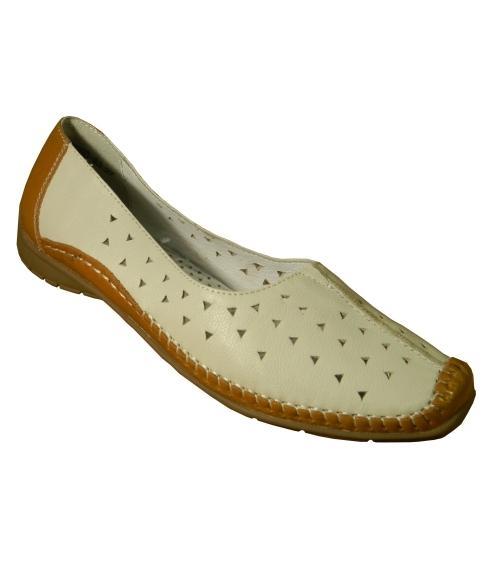 Мокасины женские, Фабрика обуви Inner, г. Санкт-Петербург