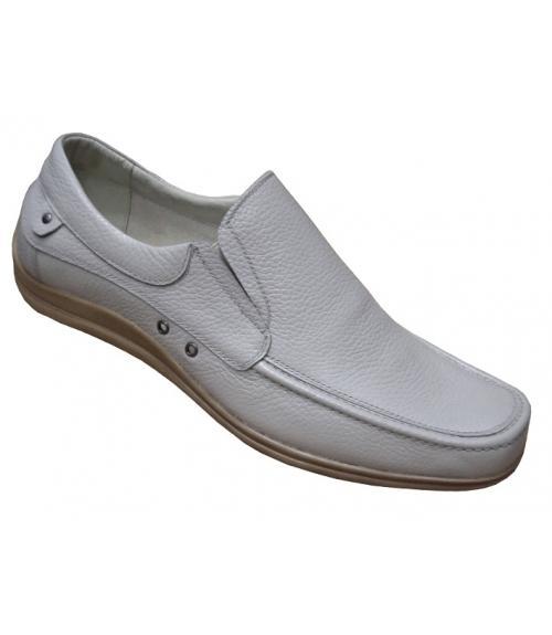 Мокасины мужские, Фабрика обуви Inner, г. Санкт-Петербург