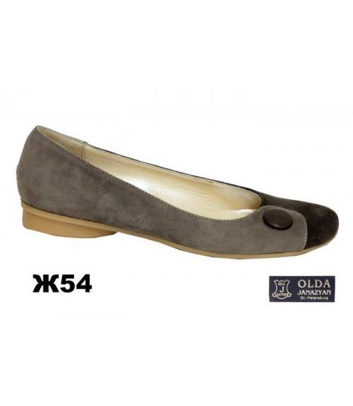 Балетки женские, Фабрика обуви Olda, г. Санкт-Петербург