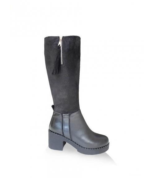 Сапоги женские, Фабрика обуви Gugo shoes, г. Пятигорск