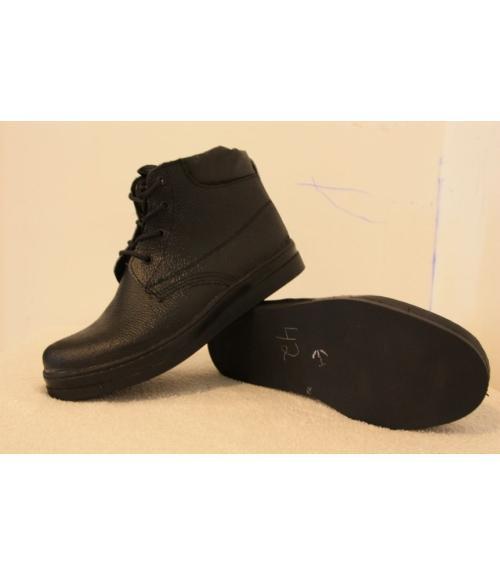 Ботинки мужские для асфальтоукладчика, Фабрика обуви Спецобувь, г. Люберцы