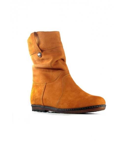 Полусапоги женские зимние, Фабрика обуви Клотильда, г. Пятигорск