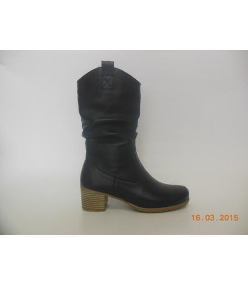 Полусапоги женские, Фабрика обуви Ирон, г. Новокузнецк