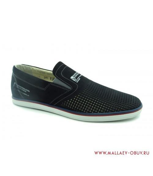 Туфли мужские летние ТОНУС , Фабрика обуви Mallaev, г. Махачкала