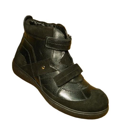 Ботинки подростковые зимние, Фабрика обуви Inner, г. Санкт-Петербург
