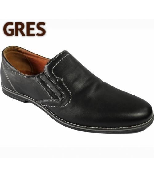 Туфли мужские, Фабрика обуви Gres, г. Махачкала