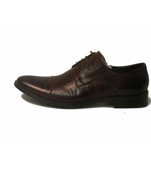 Полуботинки мужские, Фабрика обуви Люкс, г. Армавир