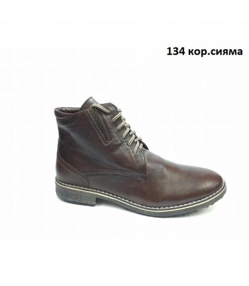 Ботинки мужские, Фабрика обуви Saniano, г. Ростов-на-Дону