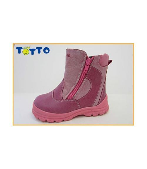 Сапоги детские , Фабрика обуви Тотто, г. Санкт-Петербург