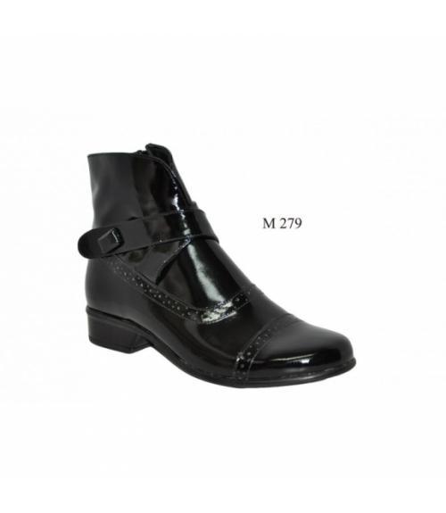 Ботинки женские, Фабрика обуви Элегантная пара, г. Москва