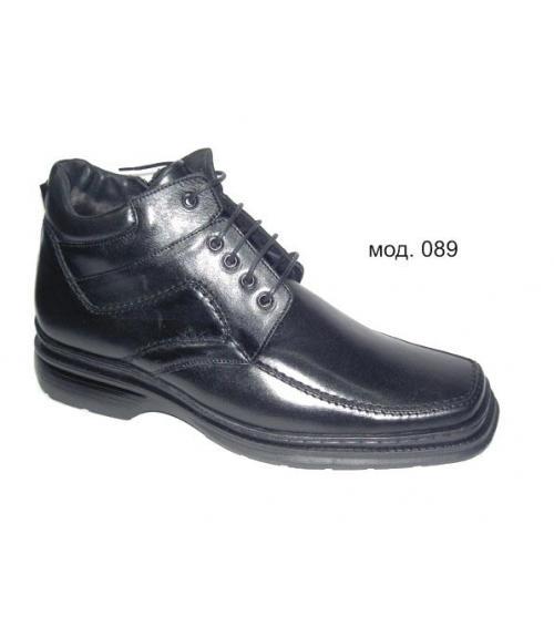 Ботинки мужские зимние, Фабрика обуви ALEGRA, г. Ростов-на-Дону