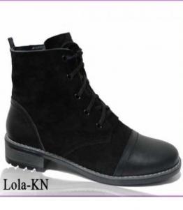 Ботинки женские Lola-KN, фабрика обуви TOTOlini, каталог обуви TOTOlini,Балашов