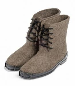 Ботинки войлочные мужские оптом, обувь оптом, каталог обуви, производитель обуви, Фабрика обуви Выльгортская сапоговаляльная фабрика, г. с. Выльгорт
