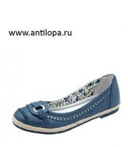 Туфли детские школьные для девочек, Фабрика обуви Антилопа, г. Коломна