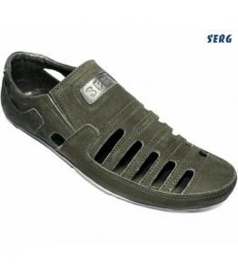 Полуботинки мужские летние, фабрика обуви Serg, каталог обуви Serg,Махачкала