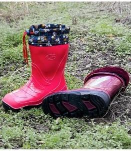 Сапоги ПВХ детские с манжетой оптом, обувь оптом, каталог обуви, производитель обуви, Фабрика обуви АстОбувь, г. Астрахань