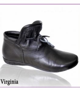 Ботинки женские Virginia, фабрика обуви TOTOlini, каталог обуви TOTOlini,Балашов
