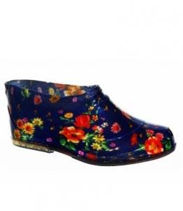 Галоши ПВХ женские садовые, фабрика обуви Soft step, каталог обуви Soft step,Пенза