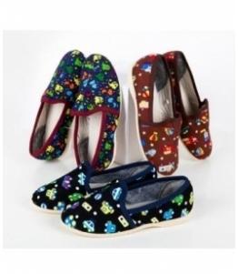 Детские домашние тапочки (детские), фабрика обуви ЗАРЯ, каталог обуви ЗАРЯ,Луга