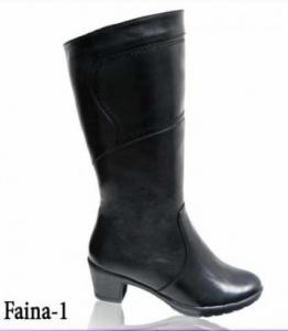 Сапоги женские Faina-1 оптом, обувь оптом, каталог обуви, производитель обуви, Фабрика обуви TOTOlini, г. Балашов