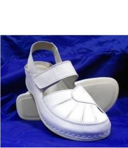 Полуботинки женские белые, Фабрика обуви Центр Профессиональной Обуви, г. Москва