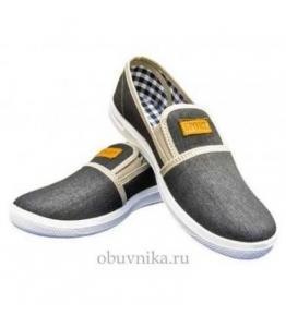 Мужские кеды, Фабрика обуви Nika, г. Пятигорск