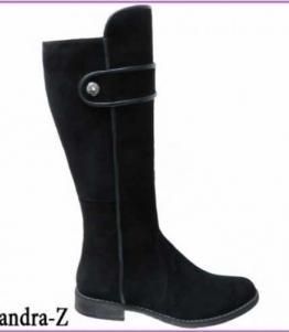 Сапоги женские Sandra-Z оптом, обувь оптом, каталог обуви, производитель обуви, Фабрика обуви TOTOlini, г. Балашов