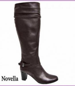 Сапоги женские Novella оптом, обувь оптом, каталог обуви, производитель обуви, Фабрика обуви TOTOlini, г. Балашов