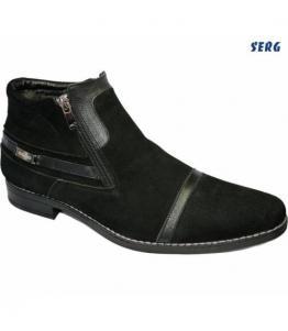 Ботинки мужские, фабрика обуви Serg, каталог обуви Serg,Махачкала